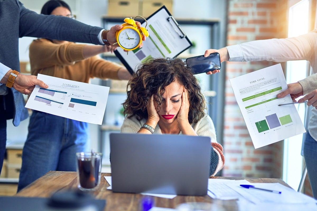 Stress au travail, surmenage   comment agir en tant qu'élu CSE SSCT