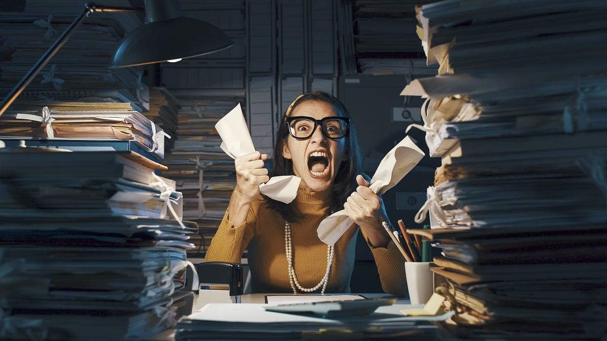 Stress au travail, surmenage   comment agir en tant qu'élu CSE SSCT  2