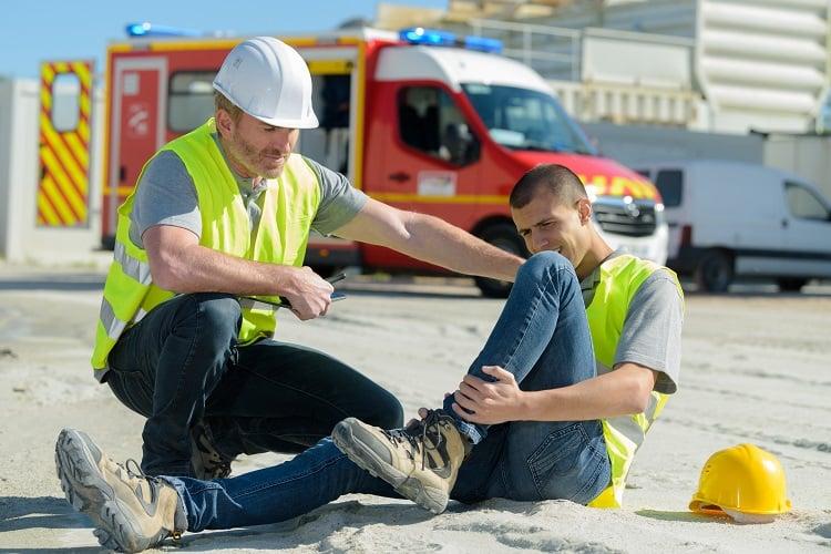 Accident de travail en intérim 2