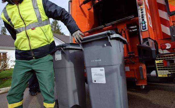 Trop d'accidents dans la collecte et le tri des déchets