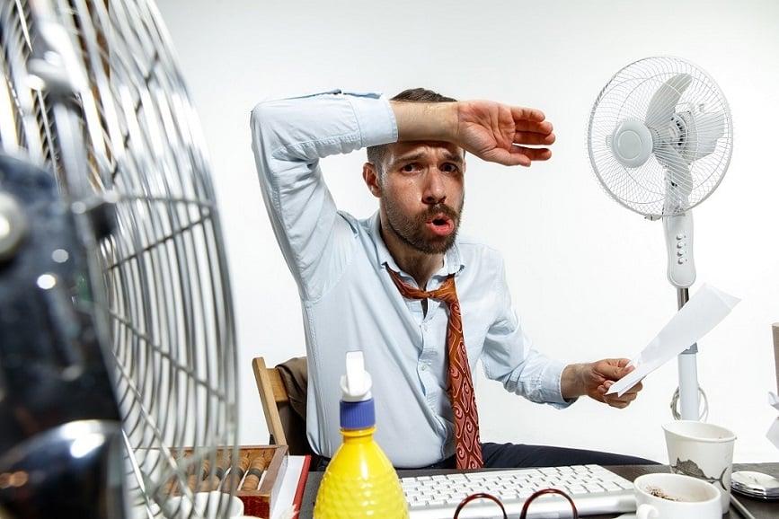 Quelle Température Maximale pour Travailler dans un Bureau ?