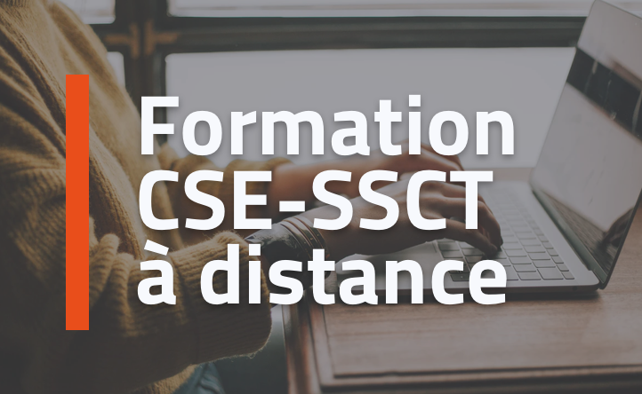 Formation CSE - SSCT à distance