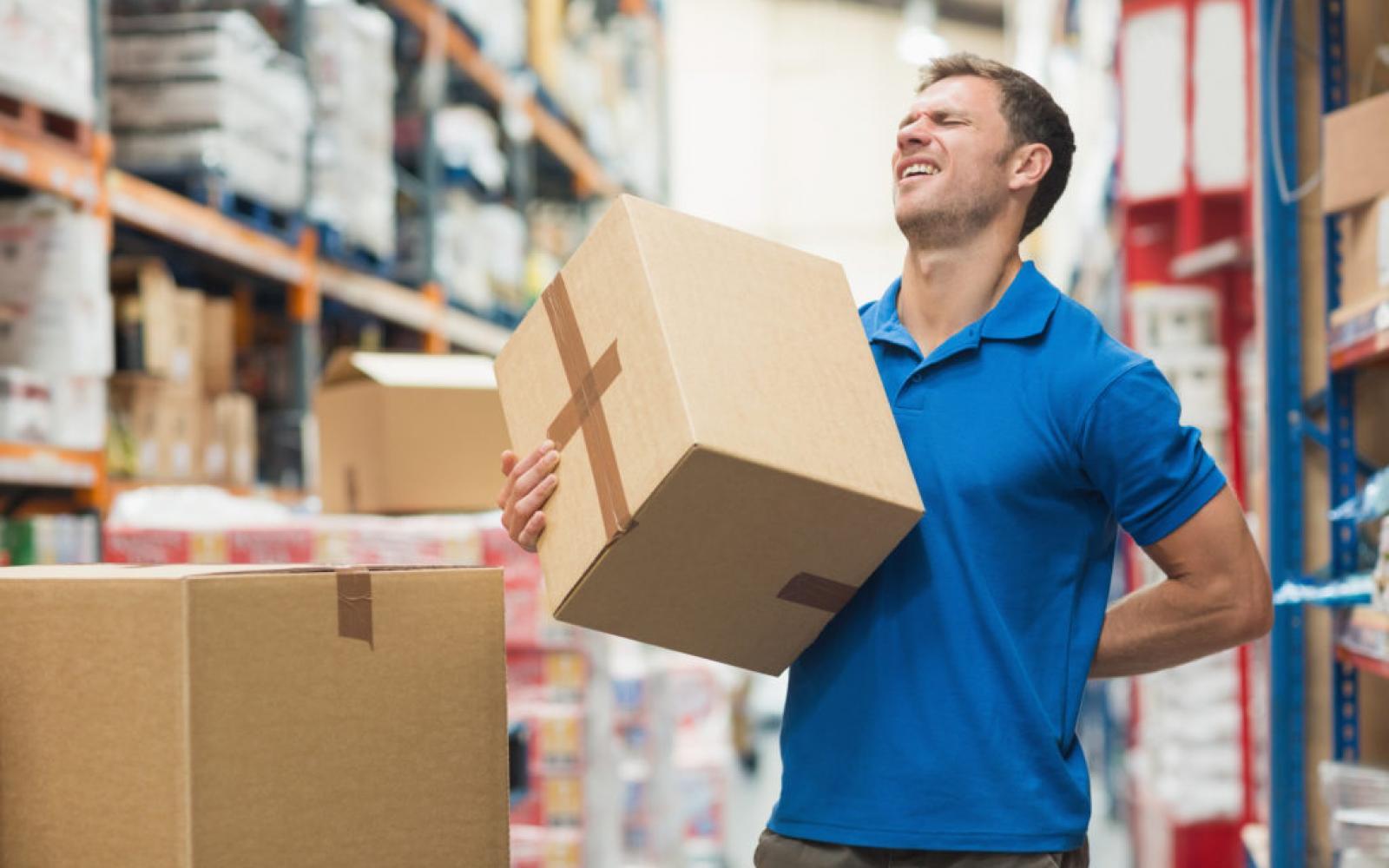 La prévention des risques physiques au travail est en recul