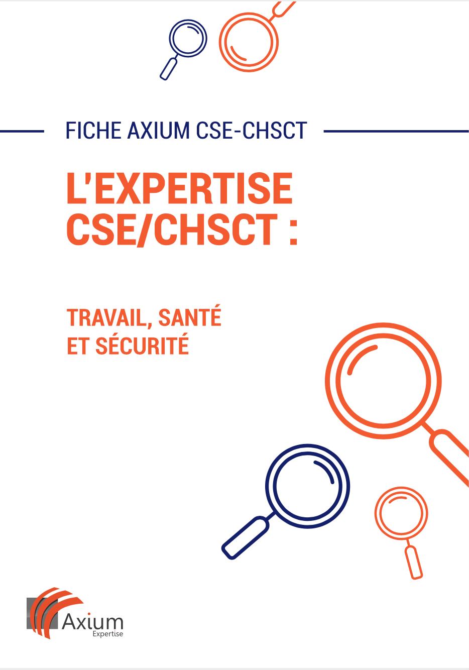 Expertise CHSCT